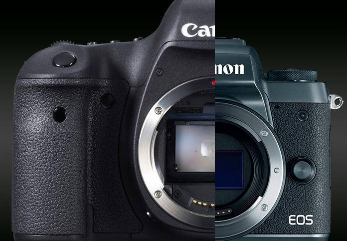Canon prepara una sin espejo de formato completo como relevo de la ...
