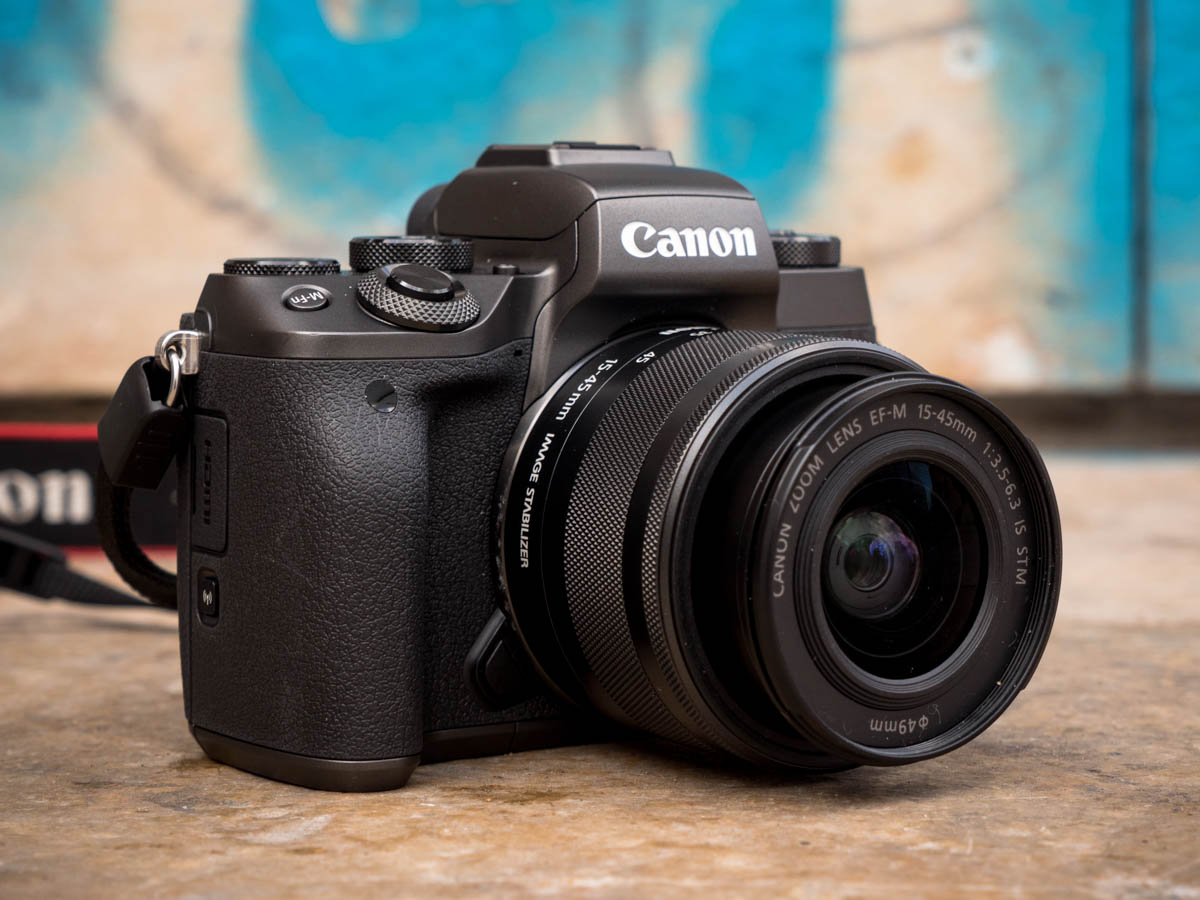 Canon EOS M5: análisis | PHOTOLARI