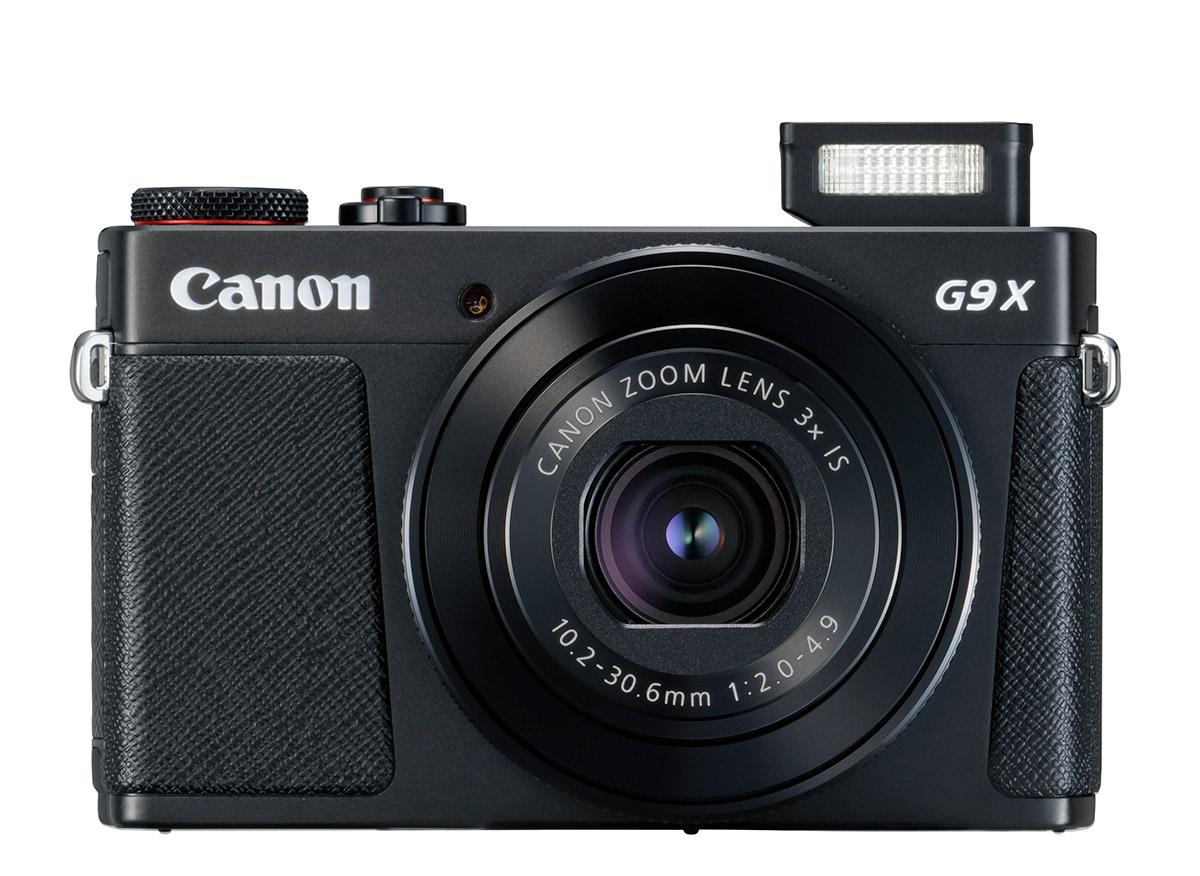 Canon pone al día su gama de compactas con las nuevas PowerShot G9 X ...