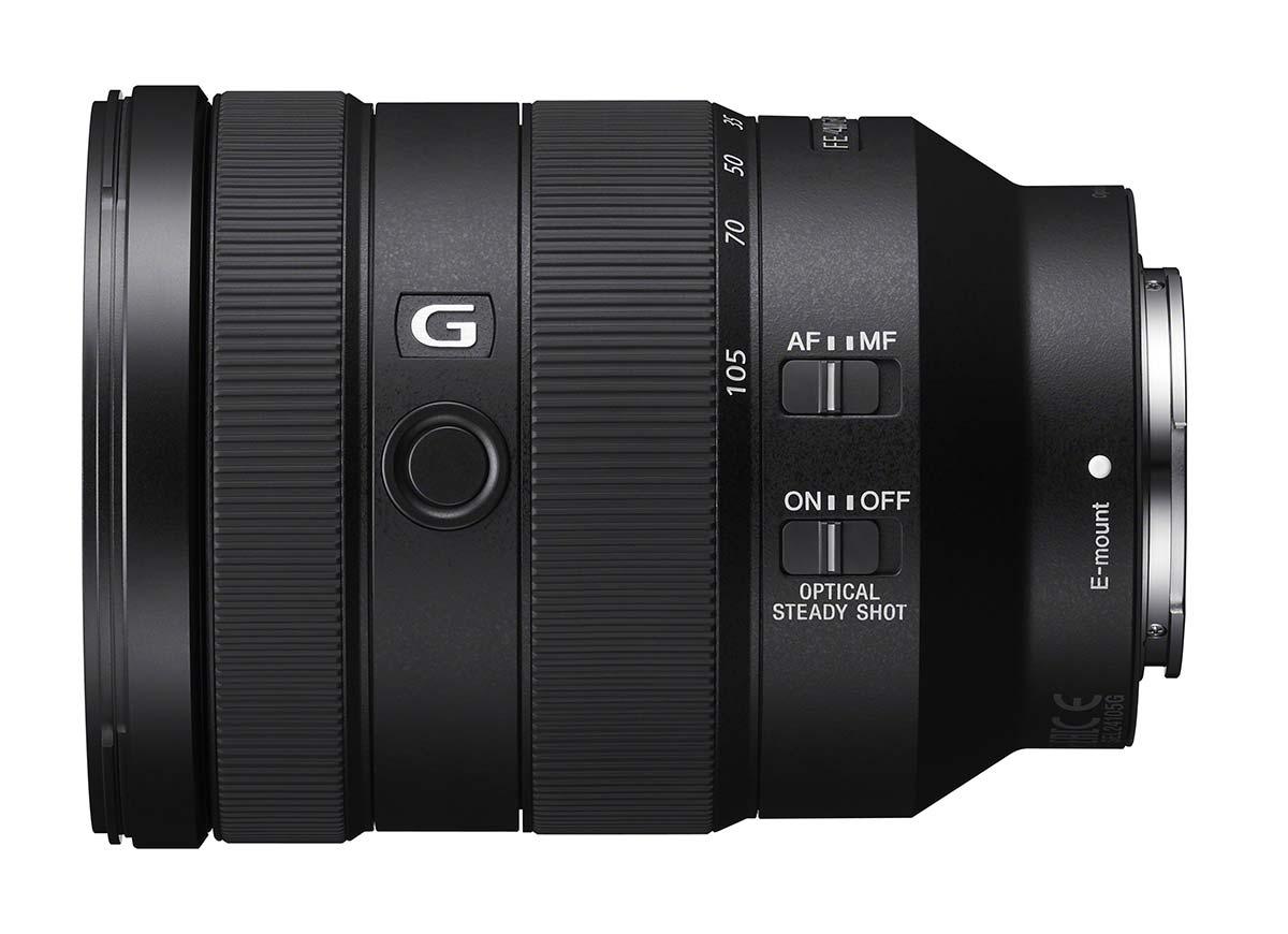 Sony 24-105 mm f4 OSS FE