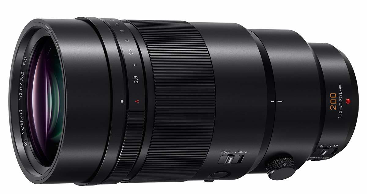 Leica DG Elmarit 200 mm f2.8