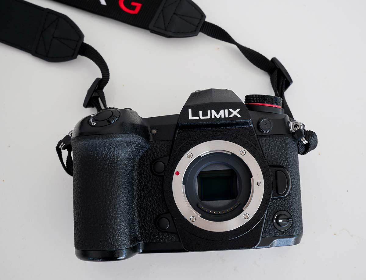 Panasonic Lumix DMC-G9