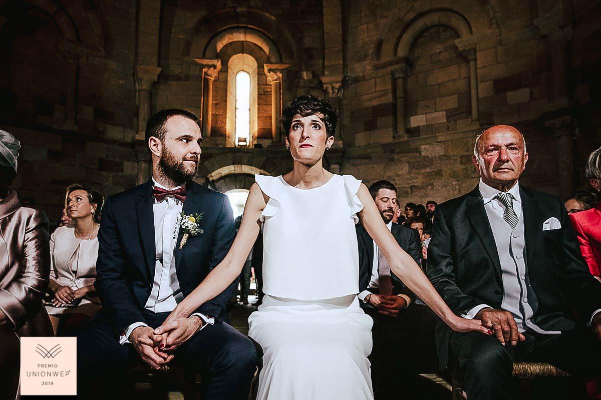 """""""Ceremonia de la boda"""" Sonia Senosiain"""