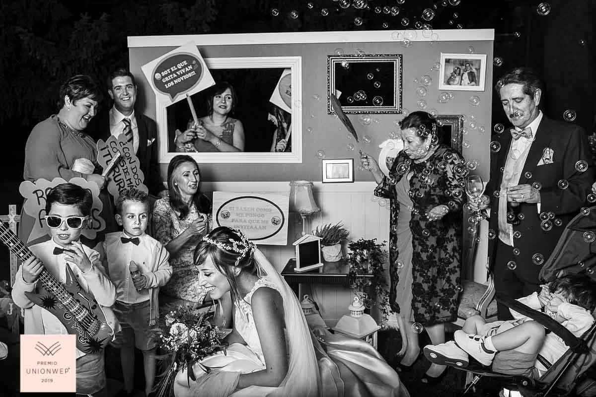 """""""Celebración de la boda"""" Tony Limeres"""